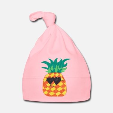 Age Pineapple / sayings / trend - Baby Cap