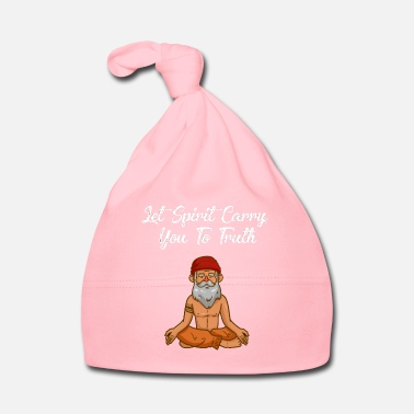 Spiritual Let Spirit Carry You Truth - Baby Cap