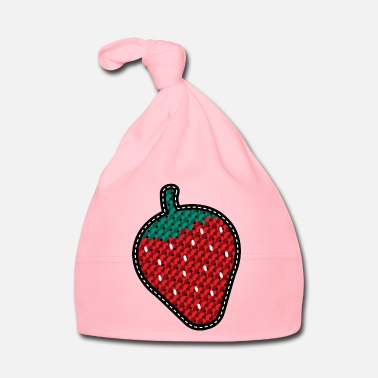 Strawberry strawberry spangles 11821753 - Baby Cap
