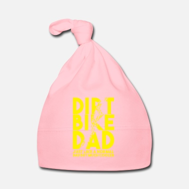 Dirt Bike Dirt Bike Dad Shirt - Gift - Baby Cap