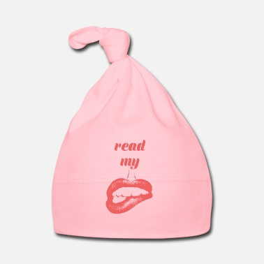 Sexy Girl Lips - Sexy - Kiss - Gift - Baby Cap