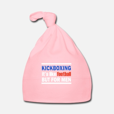 Karate Kickboxing - it's like football but for men - Babymütze