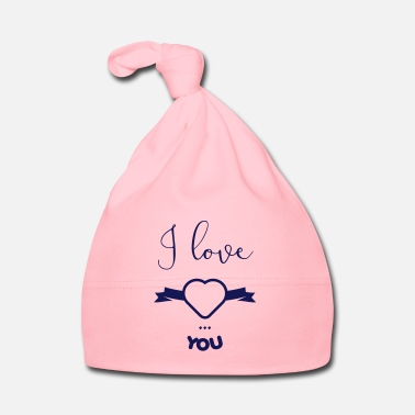 Roto I love you - Gorro bebé
