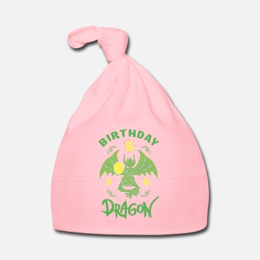 Dragón Dragon dragon regalo 5th birthday shirt boy - Gorro bebé