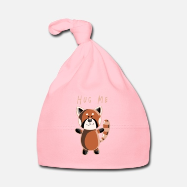 Animal Hug Me Red Panda - Pandas - Animal - Animals - Baby Cap