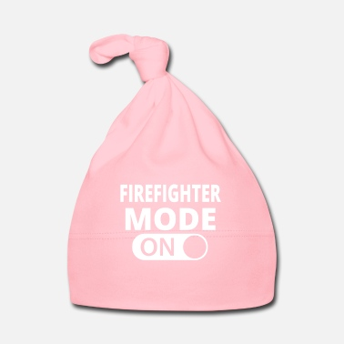 Mode MODE ON FIREFIGHTER - Baby Cap