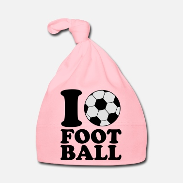 Fotboll I Love Football - Babymössa