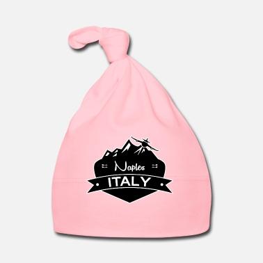Ordina online Berretto neonato con tema Napoli  3a3e83fe20e3