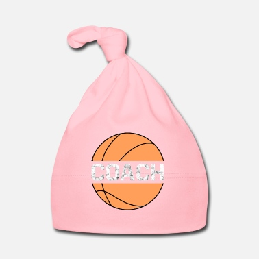 Coach Basketball Sport Training Coach Trainer Gift - Baby Cap