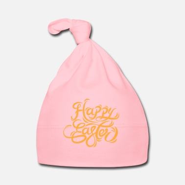 Sunday Happy Easter Easter lettering gift - Baby Cap
