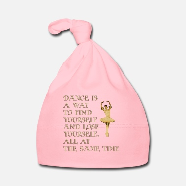 Emotion Ballet dancing emotions - Baby Cap