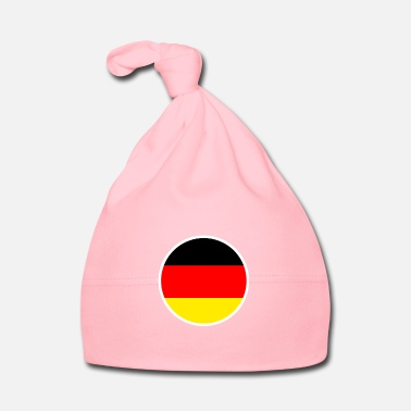 Schland Germany flag - Baby Cap