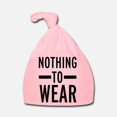Wear Nothing To Wear - Czapka niemowlęca