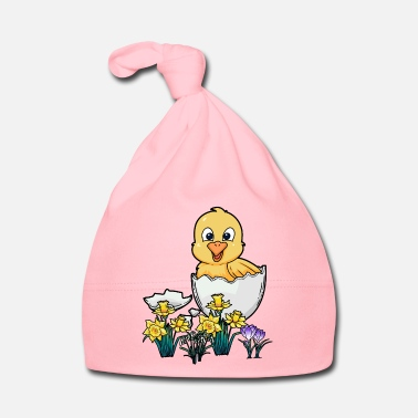 Eggshell Happy east spring spring fever chick - Baby Cap