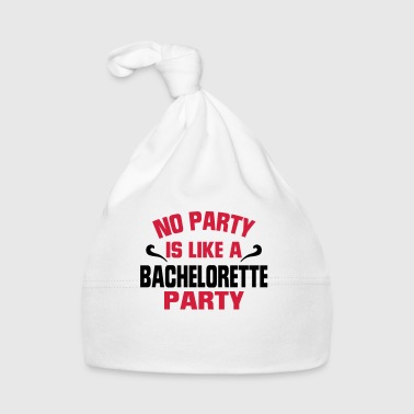 NO PARTY IS SO AS A BACHELORETTE PARTY! - Baby Cap