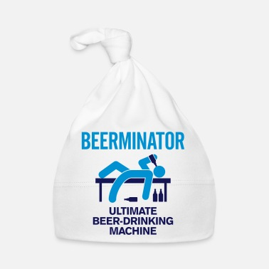 Machine De Beerminator. Ultimate Drinking Machine! - Muts voor baby's