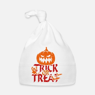 Trick Or Treat Trick or Treat bij Halloween - trick or treat - Baby muts