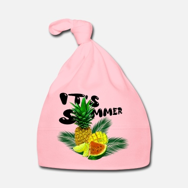 Its Summer Fruits - fruity gift idea - Baby Cap