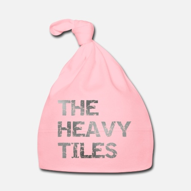 Heavy The heavy Tiles Heavy logo - Baby Cap