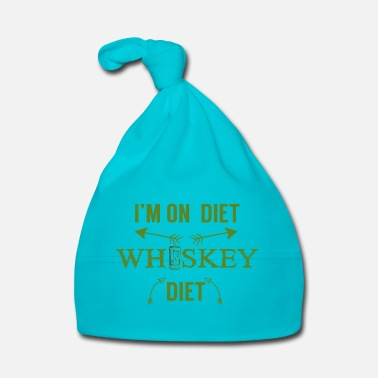 Whiskey Whiskey - I´m on diet. Whiskey diet. - Babymütze