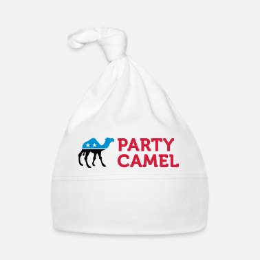 Animal Politiques Party Animals: Camel - Bonnet Bébé