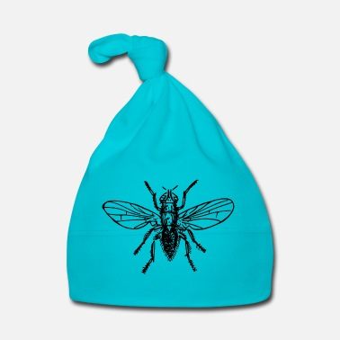 Fly Fly Fly Insect Insects Animal Animals - Baby Cap