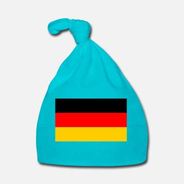 German German Flag - German Flag - Baby Cap