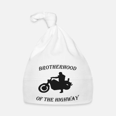 Twowheels brotherhood of the highway - Baby Cap