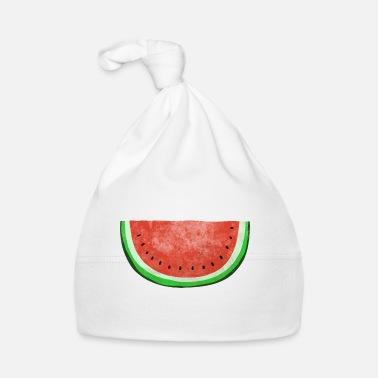 Divertimento Juicy watermelon - Estate - Vacanze - Divertimento - Cappellino neonato