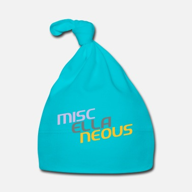Miscellaneous miscellaneous english gift slogan colored motive - Baby Cap