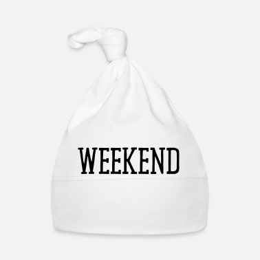Weekend WEEKEND - Baby muts