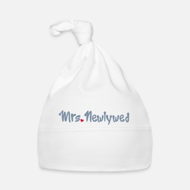 Mrs Newlywed - Baby Cap