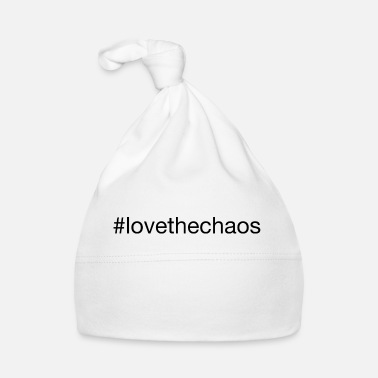 Chaos Love the Chaos - Baby Cap