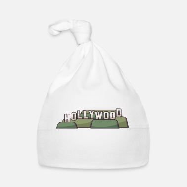 Hollywood Heuvels Los Angeles Hollywood Sign - Baby muts