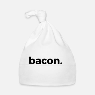 bacon - Baby Cap