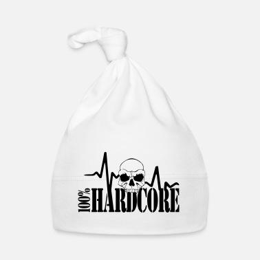 100% Hard Core - Baby Cap
