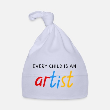 Every child is an artist - Baby muts