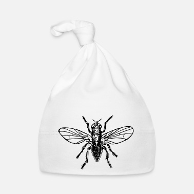 Fly-insect Fly Fly Insect Insects Animal Animals - Baby Cap