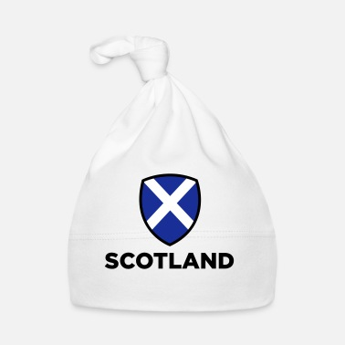 Whisky Drapeau national de l Ecosse - Bonnet Bébé