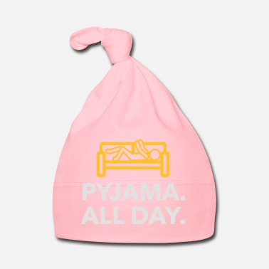 Lazy Underwear Throughout The Day In Your Pajamas! - Baby Cap