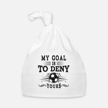Soccer My goal is to deny yours - Vauvan myssy