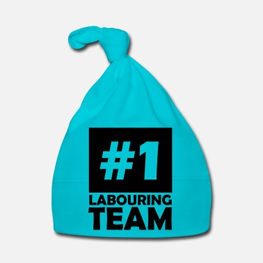 Labour number one labouring team - Baby Cap