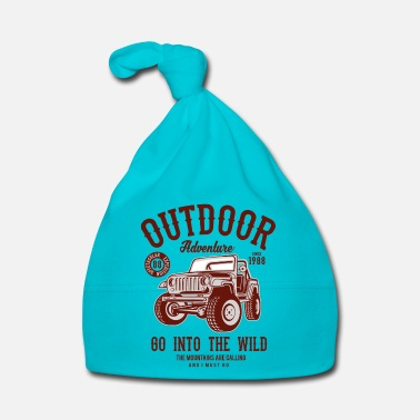 Outdoor Outdoor Adventure JEEP - Camping & Outdoor Paita - Vauvan myssy