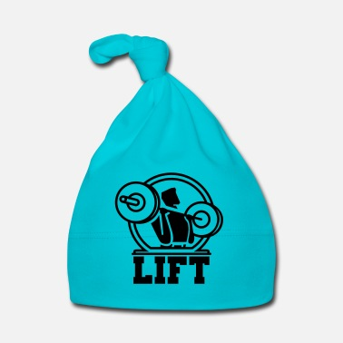 Power Lifting lift bodybuilding - Baby Cap