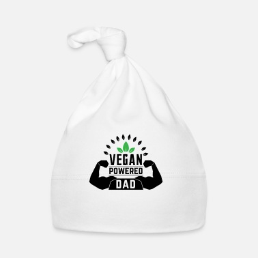 Health Vegan powered Dad - Bonnet Bébé