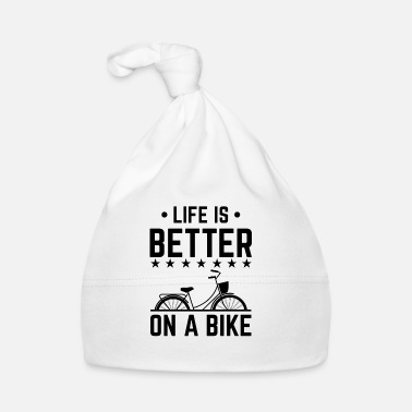 Bmx Life is better on a bike - Muts voor baby's