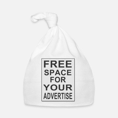 Advertising Space Free space for your advertise - Baby Cap