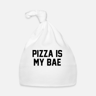 Pizza PIZZA IS MY BABE - Muts voor baby's