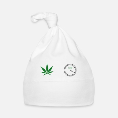 Hemp It's time to weed - Baby Cap