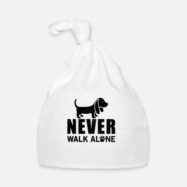 Muscle Never walk alone - Bonnet Bébé